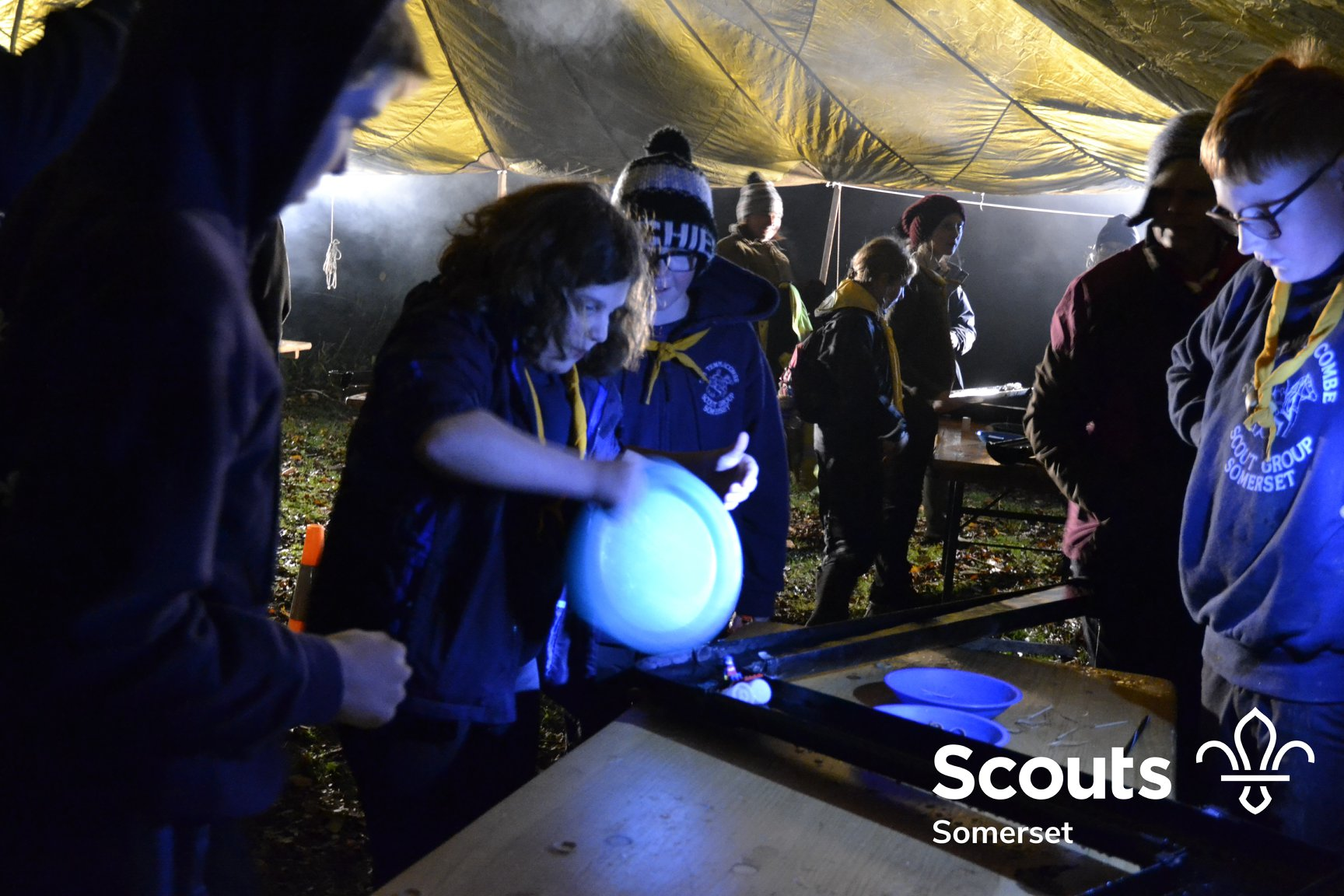 Scouts County Challenge